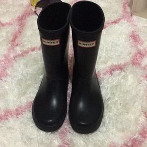 Other - Size 11 Toddler Hunter boots
